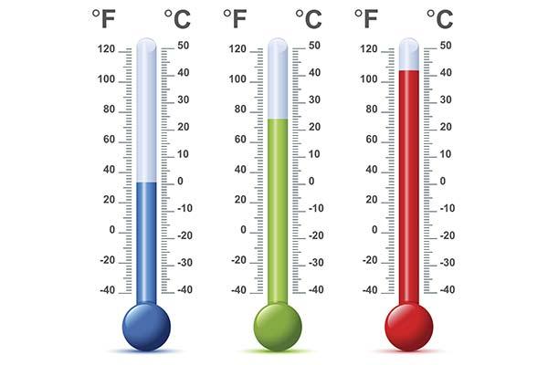 prove termiche